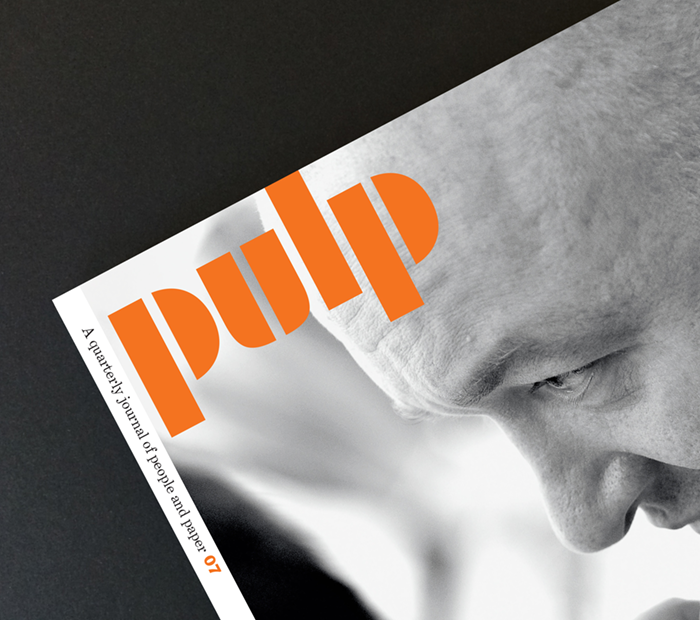 ¡Pulp 07, licencia para crear!