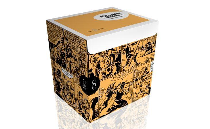 <!--:es-->'El Capitán Trueno, edición coleccionista' en papel X-Per de Fedrigoni<!--:--><!--:pt-->'O Capitão Trovão, Edição Coleccionador' em papel Fedrigoni X-Per <!--:-->