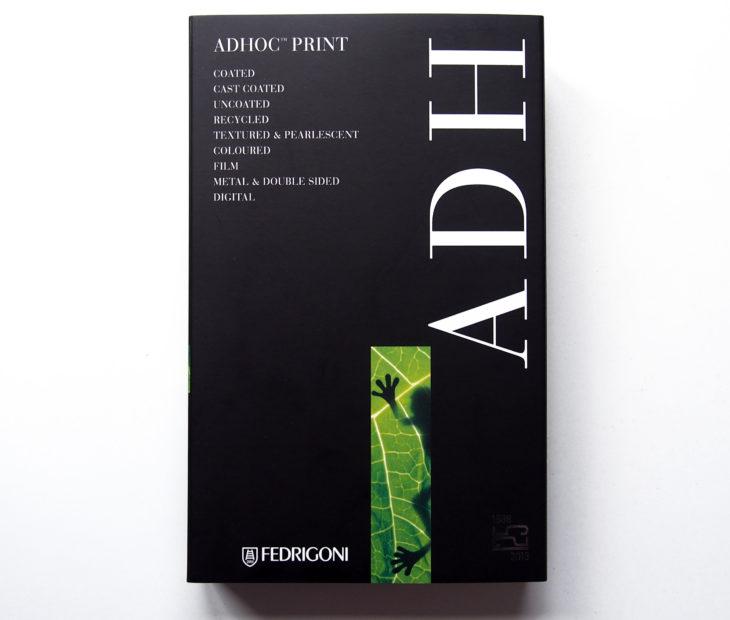 <!--:es-->Nuevo catálogo de ADHOC PRINT de Fedrigoni<!--:-->
