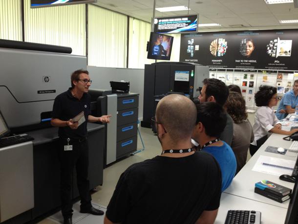 <!--:es-->Todas las novedades de la impresión digital en la Demo Workshop HP y Fedrigoni<!--:-->