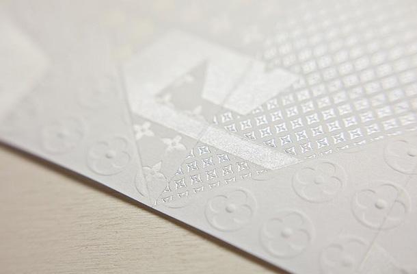<!--:es-->Louis Vuitton y el maravilloso arte de imprimir en Arcoprint Milk de Fedrigoni<!--:-->