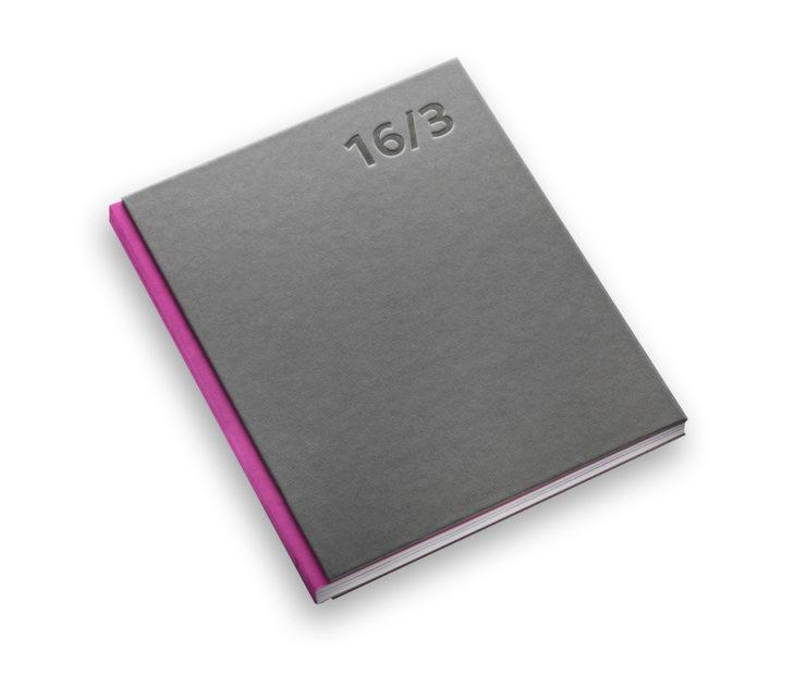 Presentamos '16/3', el tercer volumen de '16' de Fedrigoni