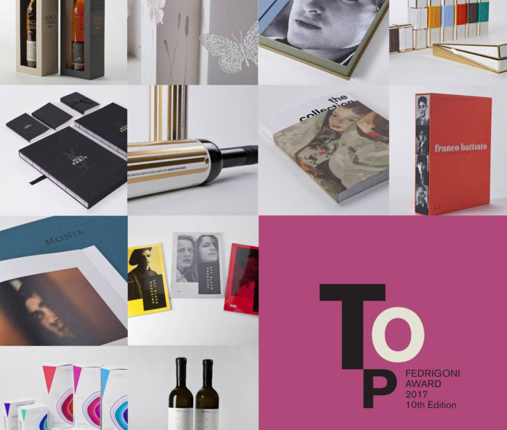 'Excelencia en papel' la exposición de la 10ª edición de los Fedrigoni Top Award