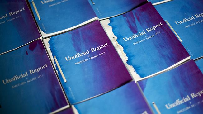 ¿Conoces Unofficial Report?