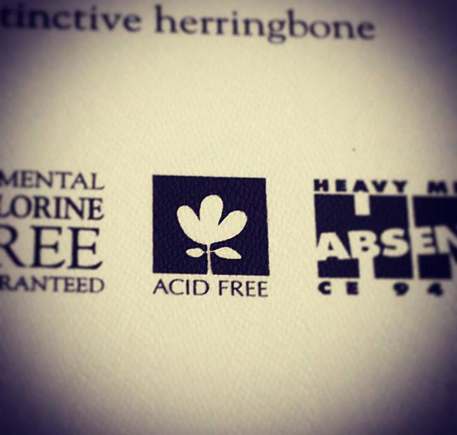 Sabías… ¿Qué significa Acid Free?