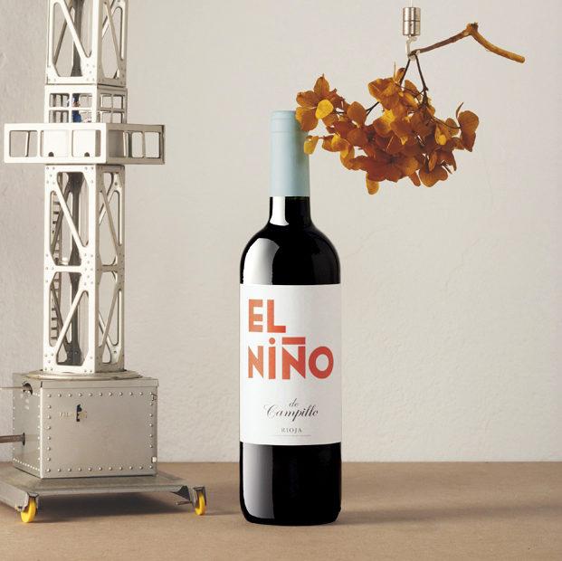 Un vino recién nacido, El Niño