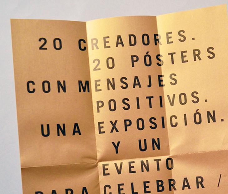 GOOD NEWS! El pasado jueves inauguramos The Good Paper Chain Exhibition II en Madrid.