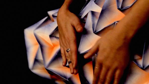 Origami de Prêt-à-porter