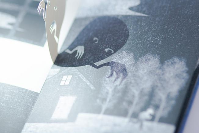 Motion Silhouette, un libro pop-up con carácter japonés