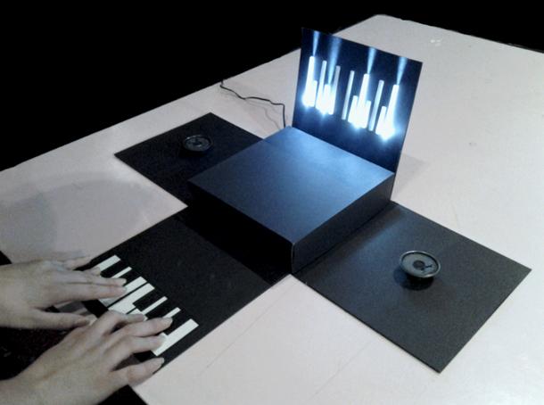 <!--:es-->¡Un piano electrónico de papel!<!--:-->