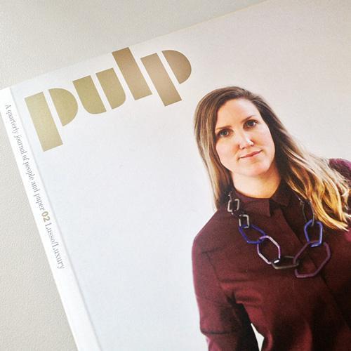 PULP 02, un nuevo número de la revista  dedicado al Lujo