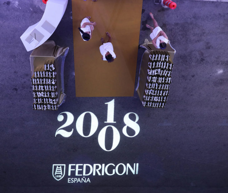 Gala de celebración '10 años de Fedrigoni en España'