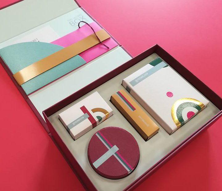 The Secret Box of Packaging ¡Lo último de Fedrigoni en Luxepack Mónaco!