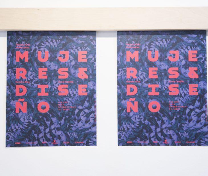 Mujeres y Diseño & PlayRestart by Fedrigoni Club