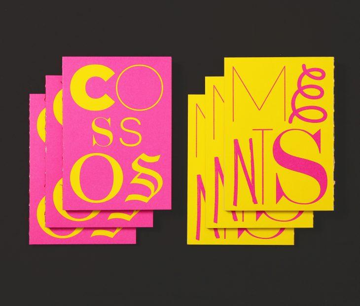 """Tipografía y color para """"mirar"""" de otro modo"""