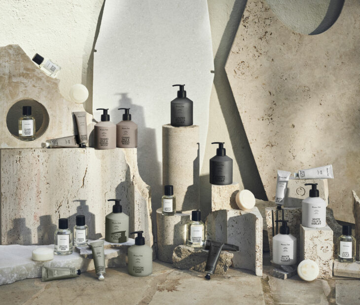 Massimo Dutti Beauty, la neutralidad de Freelife Merida